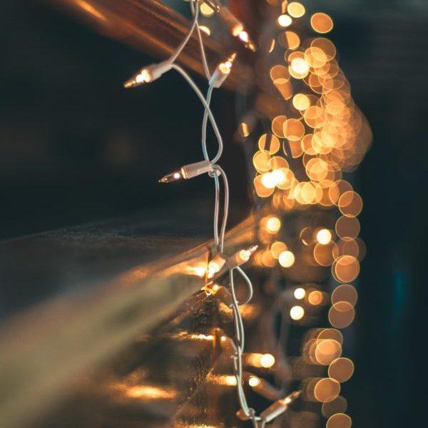 hygge inetrior design lampice